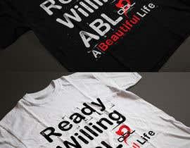 Nro 135 kilpailuun T-shirt design käyttäjältä Exer1976