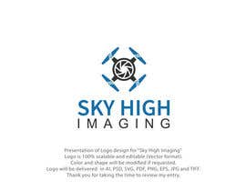 Nro 76 kilpailuun Nature Inspired Logo Needed for My New Drone Flying Company: Sky High Imaging. käyttäjältä dare91