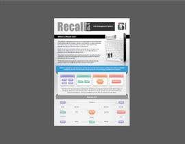 Nro 15 kilpailuun Software Information Sheet käyttäjältä designershajeeb