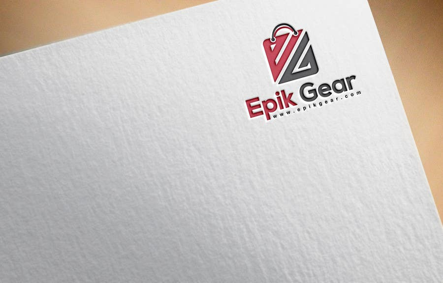 Kilpailutyö #                                        247                                      kilpailussa                                         Logo design for eCommerce store