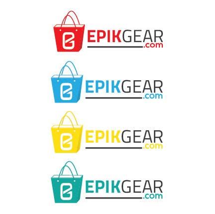 Kilpailutyö #                                        261                                      kilpailussa                                         Logo design for eCommerce store