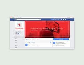 nº 26 pour Design a Facebook landing page par Mithuncreation