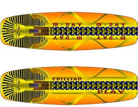 DEE101 tarafından Graphic Design for  mday kiteboards www.m-day.ru için no 49