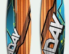 lipvoreg tarafından Graphic Design for  mday kiteboards www.m-day.ru için no 48