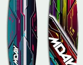 nº 26 pour Graphic Design for  mday kiteboards www.m-day.ru par lipvoreg