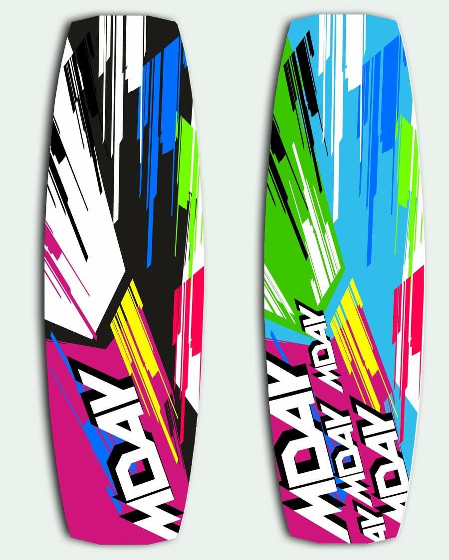 Inscrição nº                                         29                                      do Concurso para                                         Graphic Design for  mday kiteboards www.m-day.ru