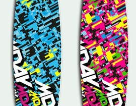 lipvoreg tarafından Graphic Design for  mday kiteboards www.m-day.ru için no 30