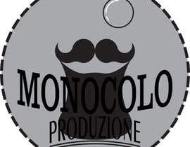 #23 for Design a logo - person with a MONOCLE - minimalistic, high-end by MJJTgrafika