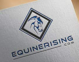 #158 for New logo needed for equestrian marketplace website: EquineRising.com by Mart53