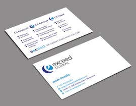 #43 for Design some Business Cards by raptor07