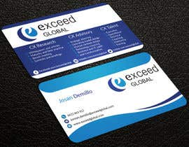 #59 for Design some Business Cards by Hridoy142