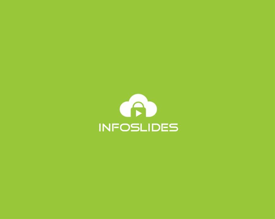 Proposition n°106 du concours InfoSlides Logo
