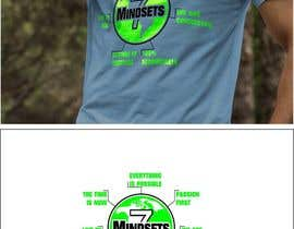 #12 for Design 7 Mindsets T-Shirt by pherval