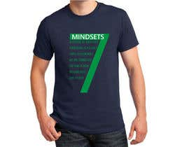#14 for Design 7 Mindsets T-Shirt by mahjabin90