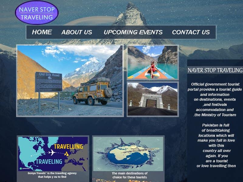 Kilpailutyö #                                        1                                      kilpailussa                                         Design a Website Mockup
