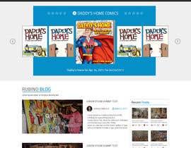 nº 3 pour Design a Website Mockup par sudpixel