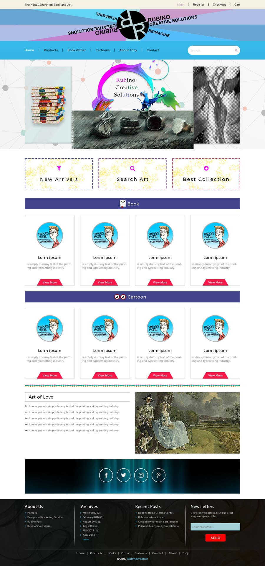 Kilpailutyö #                                        5                                      kilpailussa                                         Design a Website Mockup