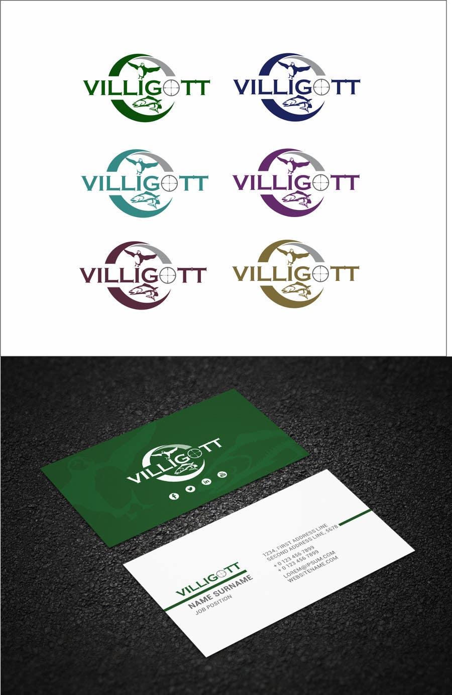 Proposition n°129 du concours Logo for Villigott