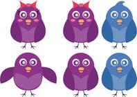 Proposition n° 14 du concours Graphic Design pour Create a bird cartoon character