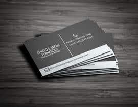 nº 95 pour Design some Business Cards par nazmulgraphics14