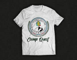 nº 19 pour Todd U Summer Camp T-Shirt par surogatdesign