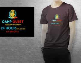 nº 6 pour Todd U Summer Camp T-Shirt par RainbowVivid