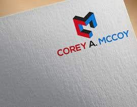 nº 30 pour Corey A McCoy Logo par Avinavkr