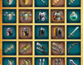 #12 pentru Create some Armor Icons (256x256) de către SamiEssid