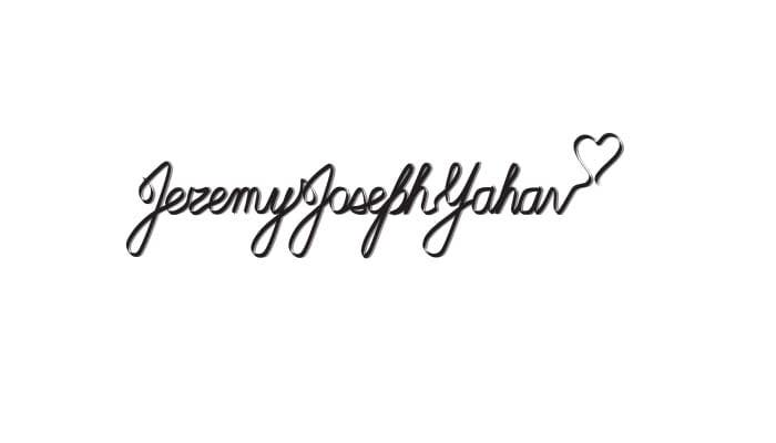 Proposition n°46 du concours My son name Tatto