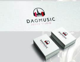 nº 45 pour Dagmusic Website Logo + future work par Loon93