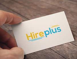 Nro 20 kilpailuun Design a Logo - Hireplus käyttäjältä tuhinp7