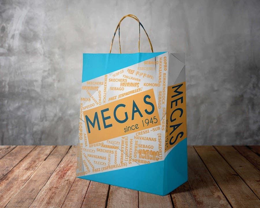 Proposition n°18 du concours design a shopping bag