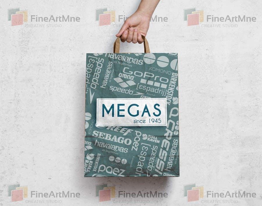 Proposition n°10 du concours design a shopping bag