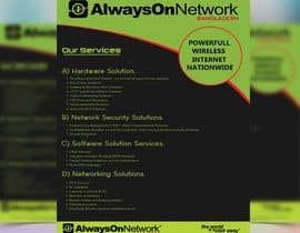 nº 50 pour Design a Flyer on our services par mmhmonju