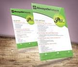 Proposition n° 15 du concours Graphic Design pour Design a Flyer on our services