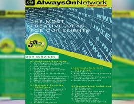 nº 42 pour Design a Flyer on our services par clickjustdesign