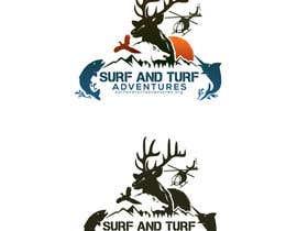 Nro 368 kilpailuun Logo for surfandturfadventures.org käyttäjältä iaru1987