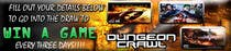 Graphic Design Contest Entry #109 for Banner Ad Design for Dungeon Crawl