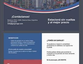 Nro 11 kilpailuun Diseñar un folleto (díptico) käyttäjältä runciterrc