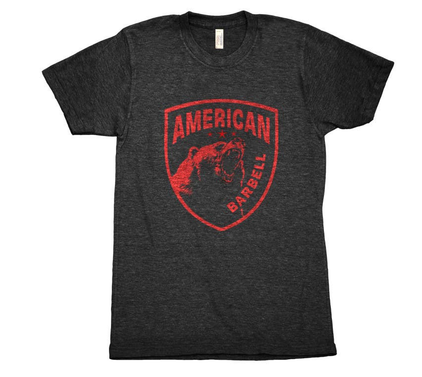 Proposition n°32 du concours Design a T-shirts for American Barbell - 10 designs needed