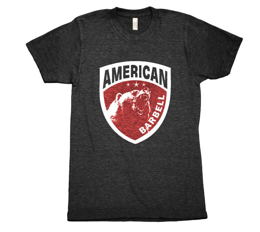 Proposition n°74 du concours Design a T-shirts for American Barbell - 10 designs needed