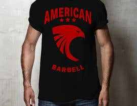 #36 for Design a T-shirts for American Barbell - 10 designs needed by tiagorsantanas