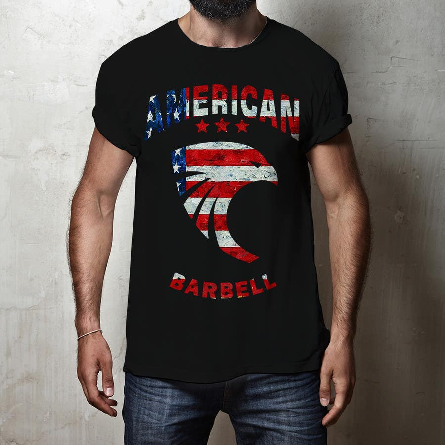 Shirt design needed -  63 For Design A T Shirts For American Barbell 10 Designs Needed By