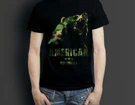 #76 for Design a T-shirts for American Barbell - 10 designs needed by tiagorsantanas