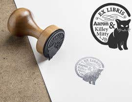 #4 for Illustrate a Personal Book Stamp (Ex Libris) by kelelowors