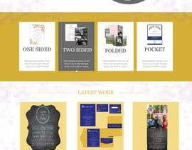 Nro 3 kilpailuun Design a Website Mockup käyttäjältä mahiweb123