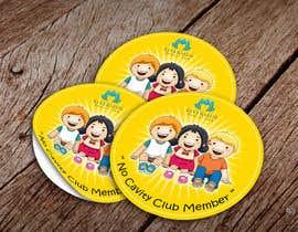 nº 27 pour Design a childrens sticker par Noorfadila95