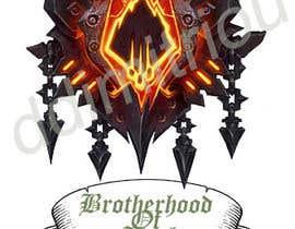 Nro 14 kilpailuun Logo Design for a World of Warcraft Guild käyttäjältä ddimitriou