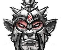 nº 1 pour Logo Design for a World of Warcraft Guild par migueldsgn
