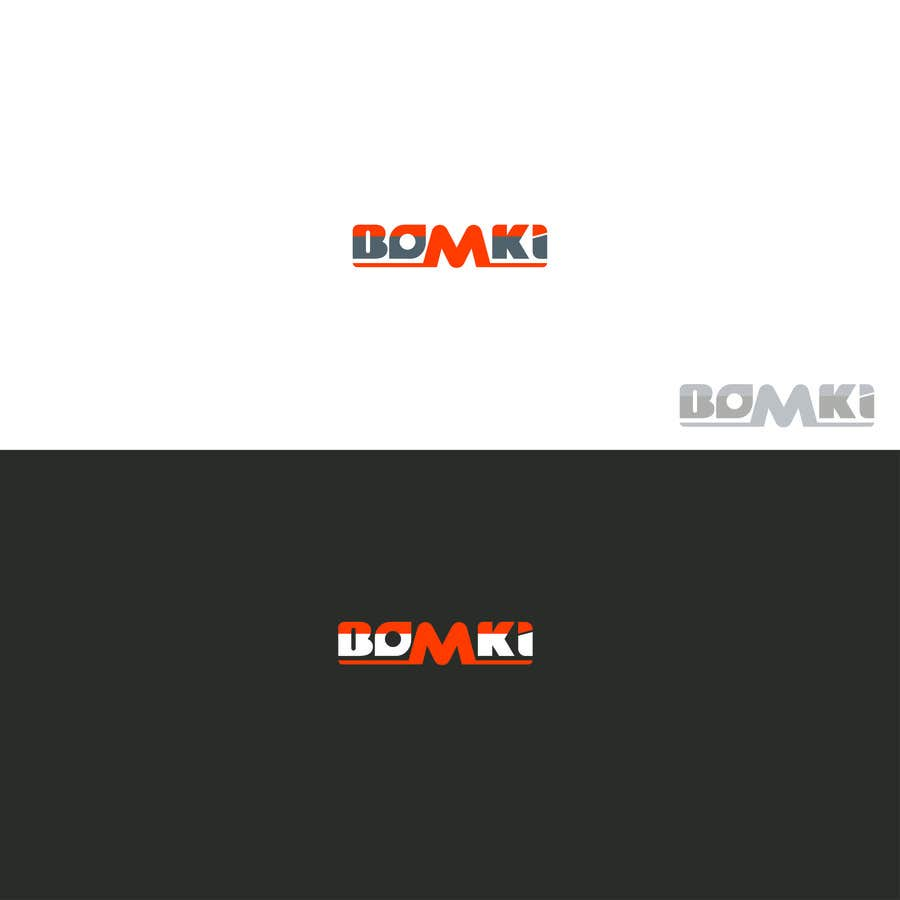 "Contest Entry #137 for ""Bomki"" is Looking for an Awesome Logo.."